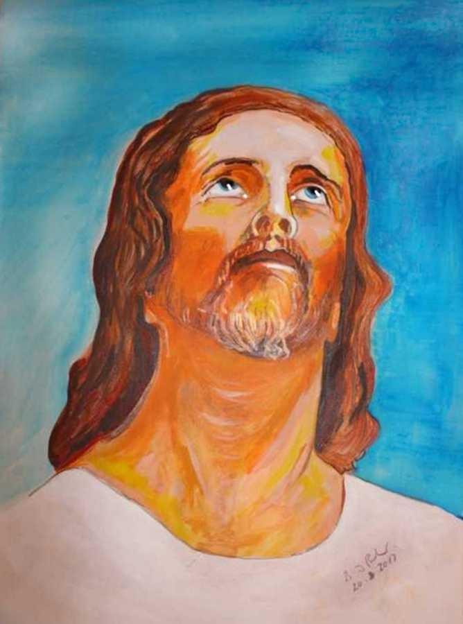 Jesus Christ by brainfree